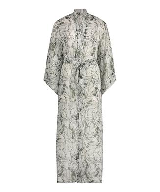 Kimono en mousseline I AM Danielle, Vert