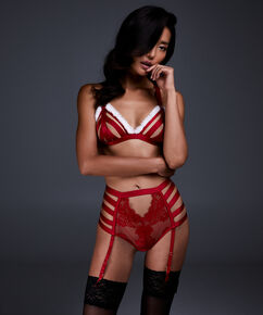 Brassière Wendy, Rouge