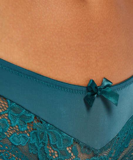 Short brésilien Valence, Bleu