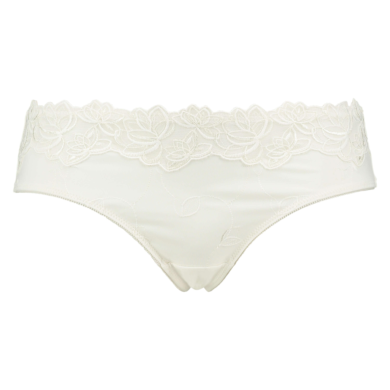 Boxer string Diva, Blanc, main
