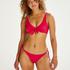 Haut de bikini non préformé Luxe, Rose