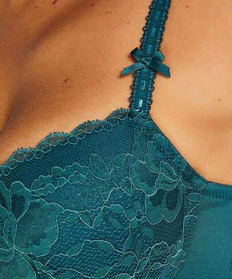Soutien-gorge à armatures préformé Maya, Bleu