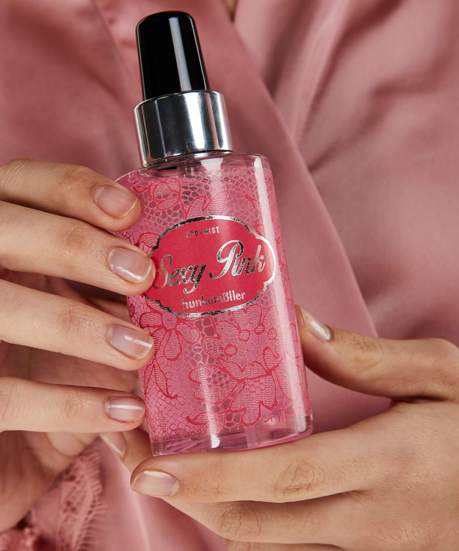 Brume parfumée Sexy Pink, Blanc, main