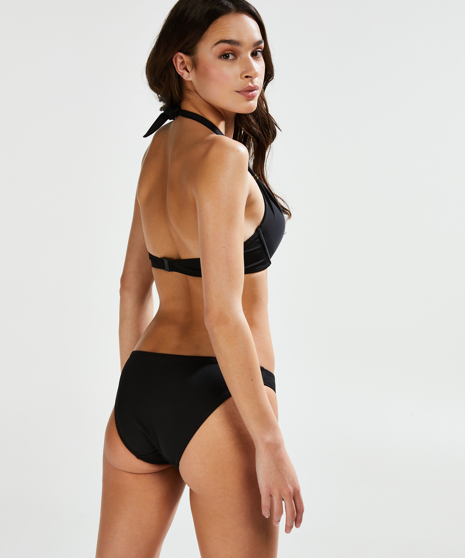 Haut de bikini préformé push-up Sunset Dream Taille A - E, Noir, main