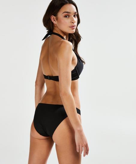 Haut de bikini préformé push-up Sunset Dream Taille A - E, Noir