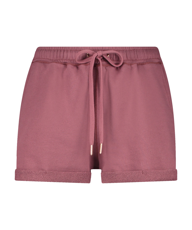 Short Sweat French, Rose, main