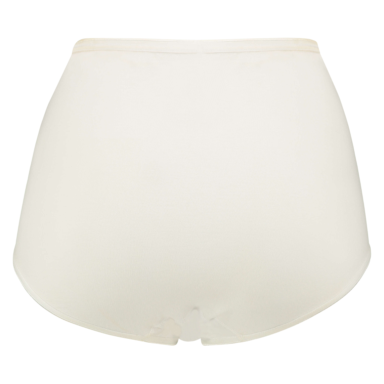 Superslip Maxi coton, Blanc, main