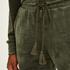Tall Pantalon de jogging Velours, Vert