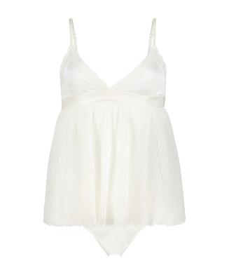 Camisole Evangeline, Blanc