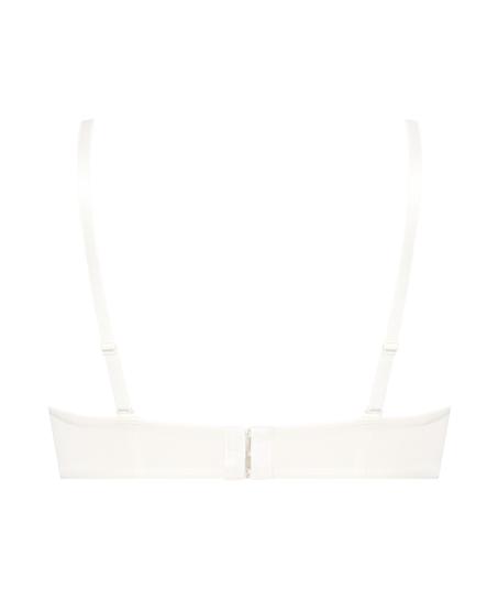 Soutien-gorge à armatures préformé Leyla, Blanc
