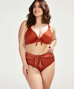 Slip de bikini haut Galibi I AM Danielle, Orange