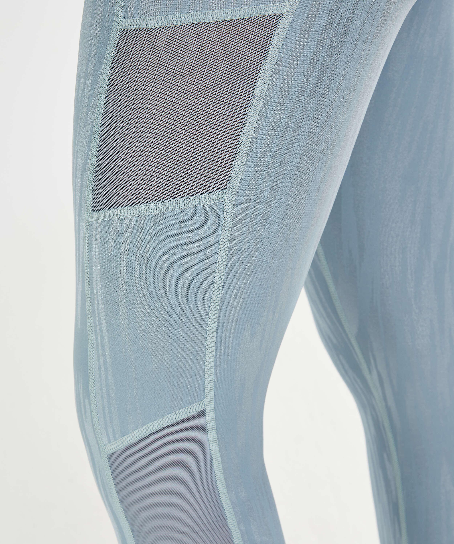Legging de sport taille haute HKMX Mojave, Bleu, main