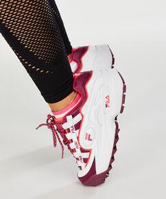 Chaussures HKMX x Fila Disruptor 2, Blanc