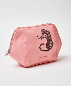 Trousse de maquillage Desert Panter, Rose