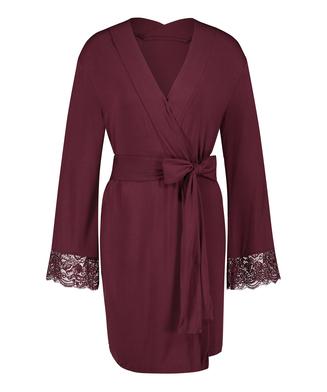 Kimono Vera Lace, Rouge