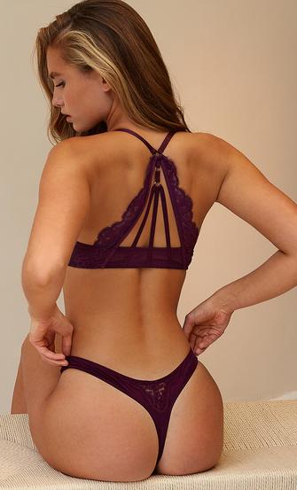 String Melissa, Violet
