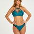 Slip de bikini Rio Macrame Brokopondo I AM Danielle, Gris