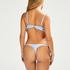 Bas de bikini string Julia, Bleu