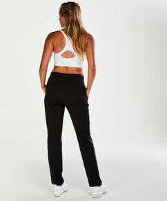 HKMX Pantalon Tracksuit, Noir