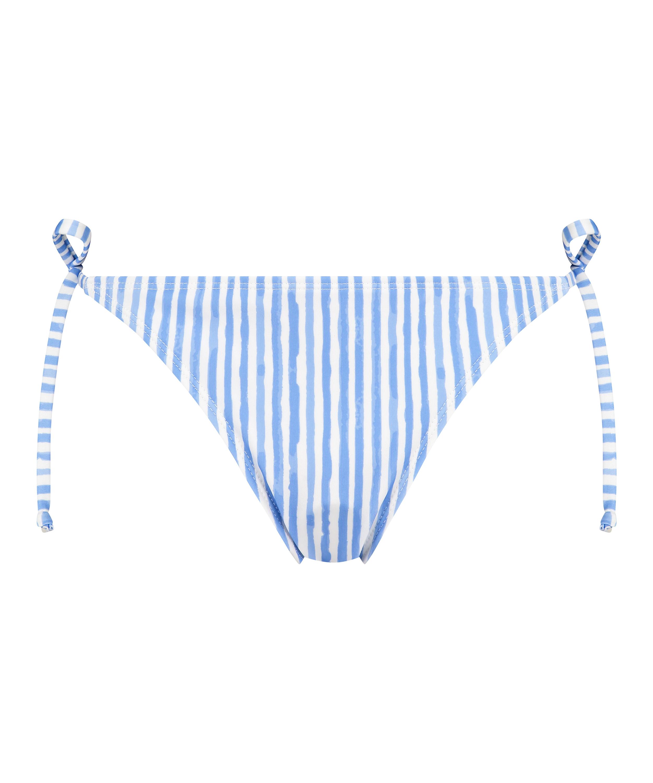 Bas de bikini string Julia, Bleu, main