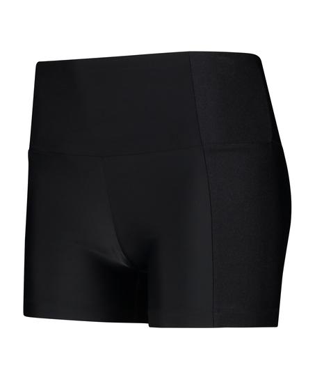 HKMX taille haute Shine On Short, Noir