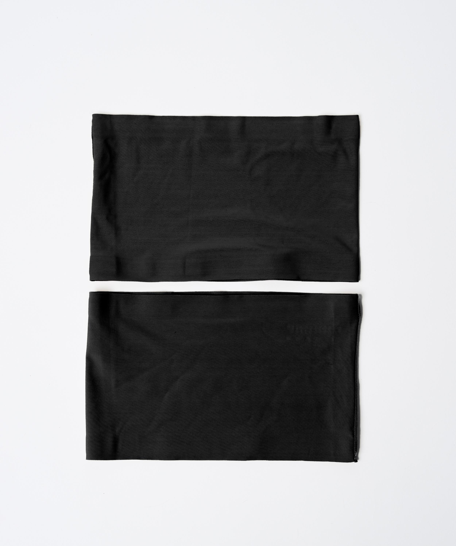 Cuissardes Micro, Noir, main
