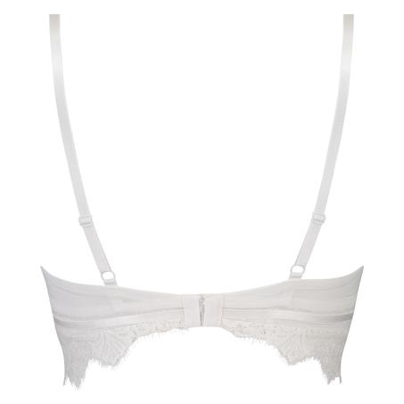 Soutien-gorge à armatures préformé longline Marilee, Blanc