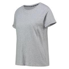 T-shirt de sport à manches courtes HKMX, Gris