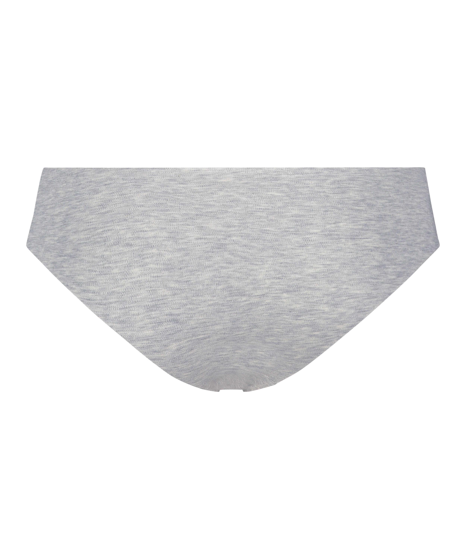 Slip invisible en coton, Gris, main