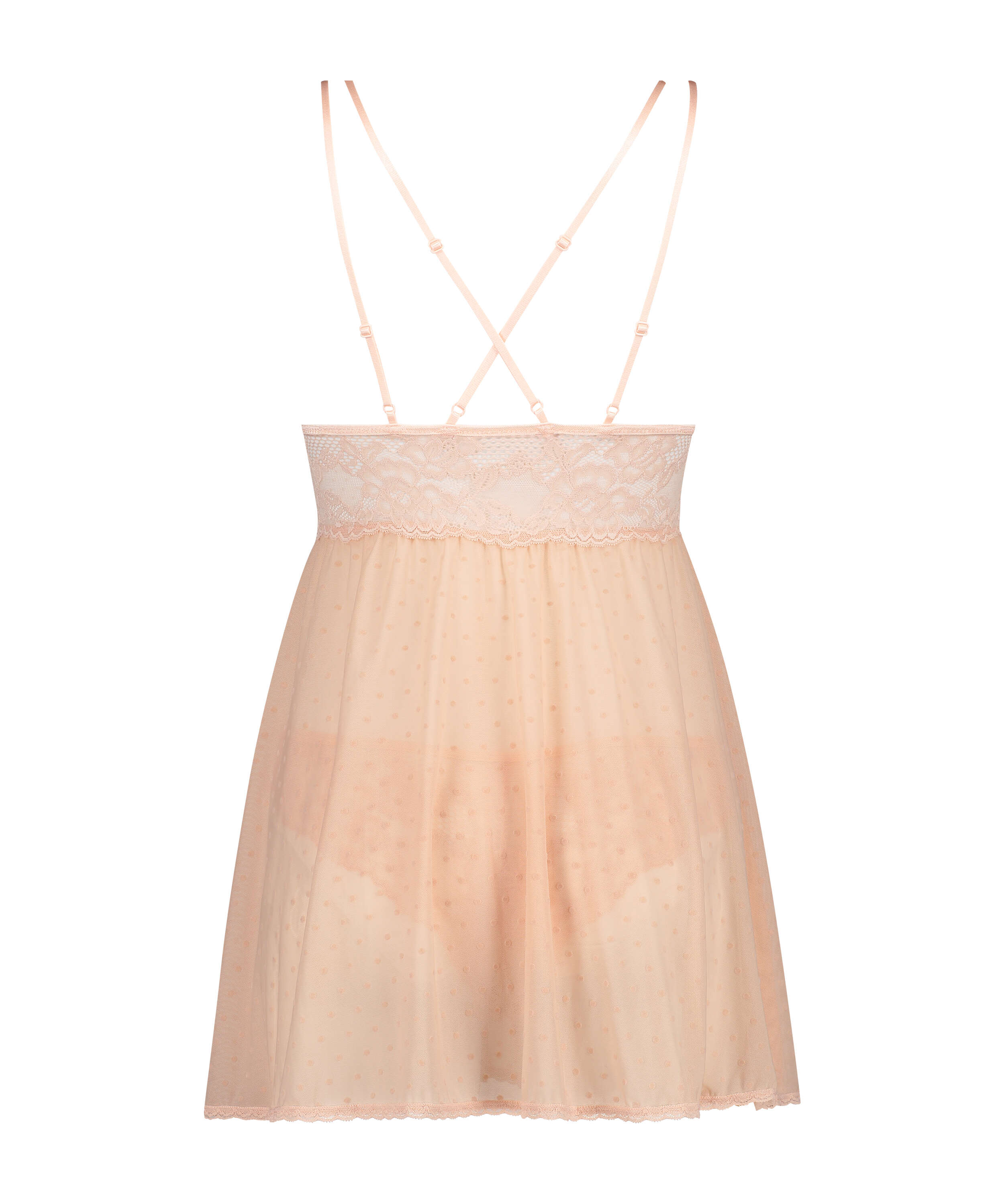 Baby-doll Beatriz, Beige, main