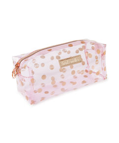 Trousse de maquillage Dot, Rose