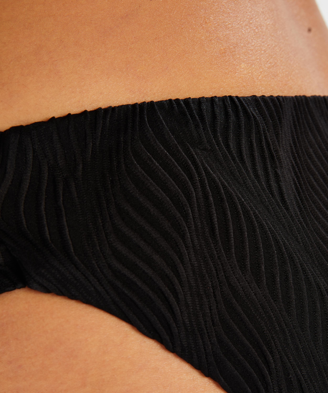 Slip de bikini Rio Galibi I AM Danielle, Noir, main