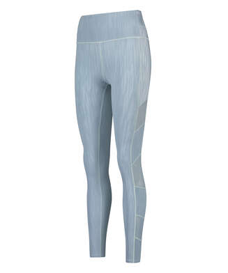 Legging de sport taille haute HKMX Mojave, Bleu