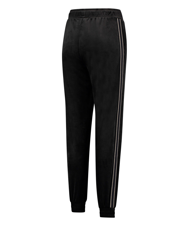 Pantalon de sport Velours HKMX, Noir, main