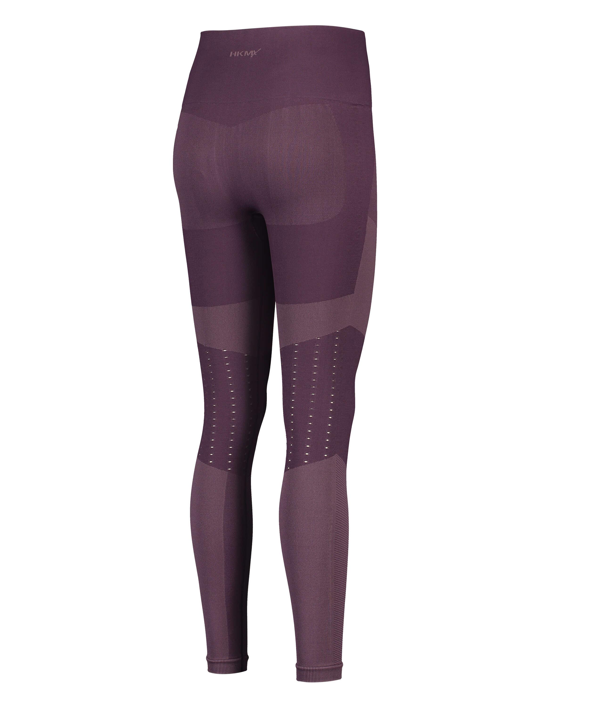 HKMX Legging taille haute The Motion , Violet, main