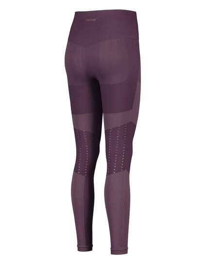 HKMX Legging taille haute The Motion , Violet