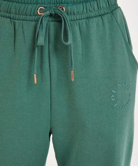 Pantalon de jogging Boyfriend Sweat, Vert