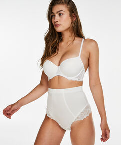 String Scuba lace - Level 3, Blanc