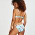 Bas de bikini Rio Bea, Bleu