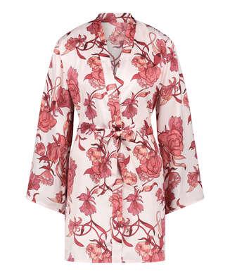 Kimono Zinnia, Rose