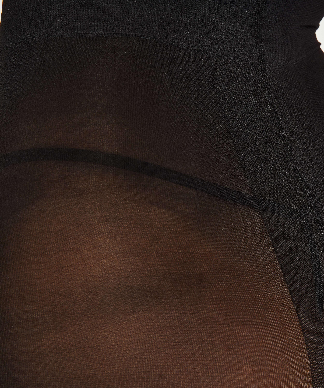 Collant 40 Denier Compression, Noir, main