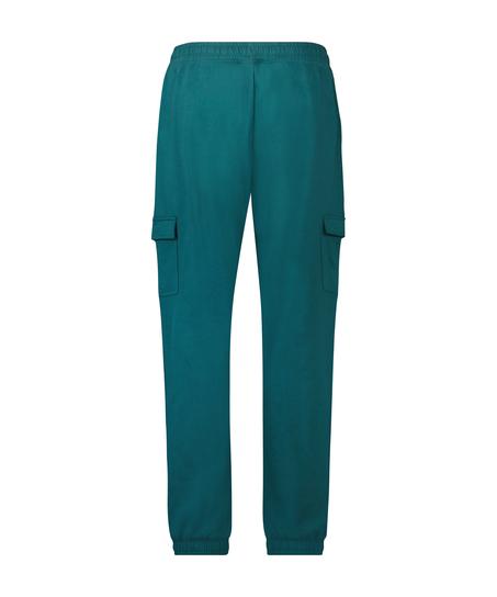 Pantalon de jogging Cargo, Bleu