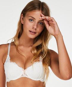 Soutien-gorge à armatures non-préformé Christina, Blanc