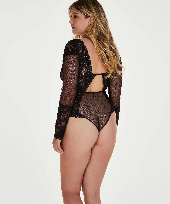 Body Elizabeth, Noir, main