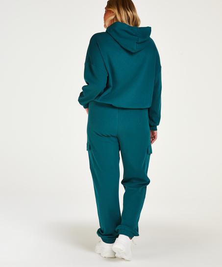 Petite Pantalon de jogging Cargo, Bleu