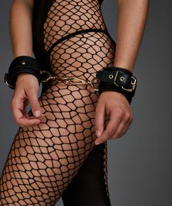 Menottes Serpent , Noir