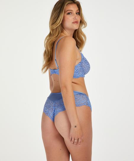 Soutien-gorge à armatures non-préformé Rose, Bleu