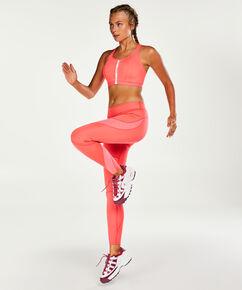 Legging de sport taille normale HKMX, Rose