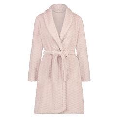 Peignoir Fleece, Rose