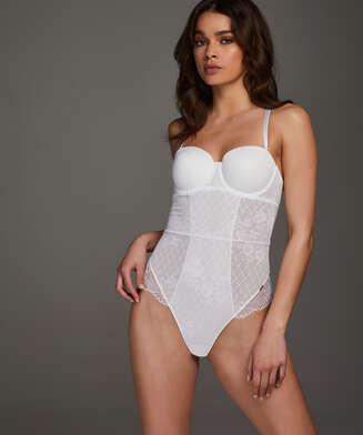 Body Dita, Blanc